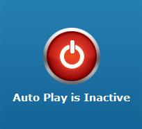 bingo liner autodaub autoplay button