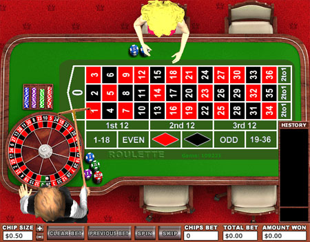 bingo liner roulette online casino game