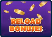 bingo liner promo reload bonuses